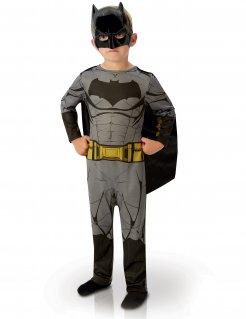 Batman™-Kostüm für Jungen Halloweenkostüm grau-schwarz