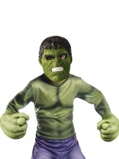 Hulk™-Kostüm-Zubehörset grün-schwarz