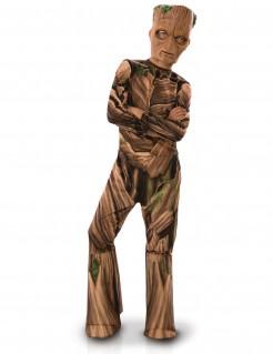 Teen-Groot™-Kostüm für Kinder Karneval braun