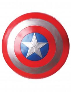 Captain America™-Schild Marvellizenzartikel rot-blau-silber 61cm