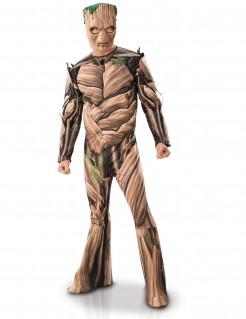 Groot™-Lizenzkostüm für Erwachsene braun-grün