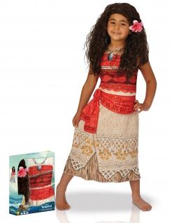 Disney™ Vaiana™ Kinderkostüm rot beige