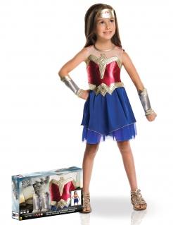 Wonder Woman™ Justice League™ Kinderkostüm bunt