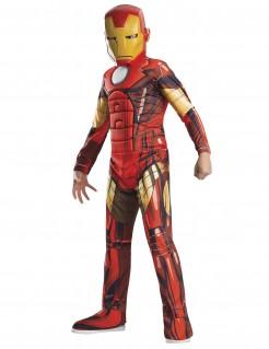 Iron Man™-Kinderkostüm Avengers™ rot-gelb