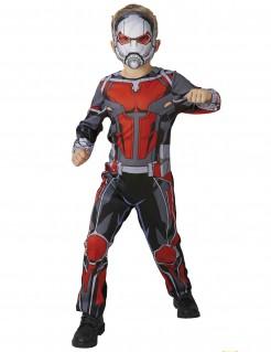 Ant-Man™-Kinderkostüm Marvel-Lizenzartikel grau-rot