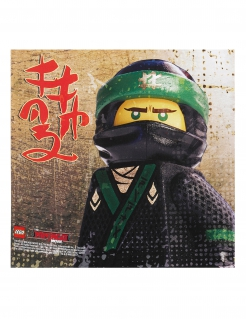 LEGO™ Ninjago™-Servietten Lloyd-Motiv 20 Stück bunt 33x33cm
