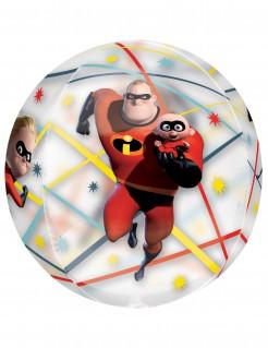 Die Unglaublichen™-Luftballon Disney™-Lizenzartikel grau-bunt 40cm