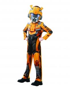 Bumblebee-Kostüm für Kinder Transformers™ orange-schwarz
