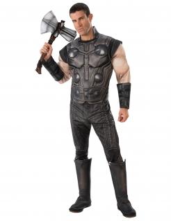 Thor™-Kostüm für Herren Avengers Infinity War™ grau