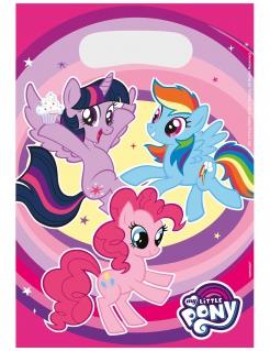 My little Pony™ Geschenketüten 8 Stück bunt 23 x 16,5 cm