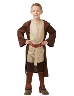 Jedi™-Kinderkostüm Star Wars™-Lizenartikel braun