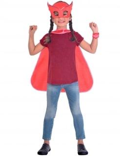 PJ Masks Eulette Zubehör-Set für Kinder rot