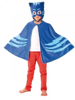 PJ Masks™-Kinderkostümset Catboy Maske und Umhang blau