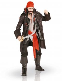 Piraten-Kapitänskostüm für Herren bunt
