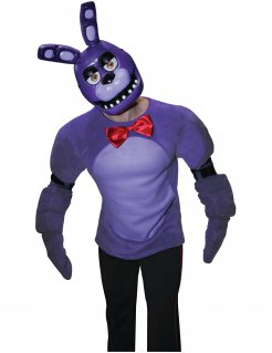 Bonnie™-Maske Five Nights at Freddy
