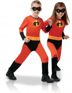 Kinderkostuem Die Unglaublichen™ Unisex rot-schwarz-orange