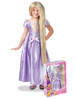 Rapunzel™-Kostüm für Mädchen lila-blondfarben