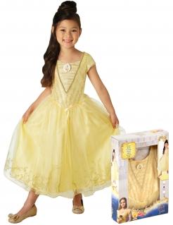 Prinzessin Belle™-Kinderkostüm Die Schöne und das Biest™-Lizenzkostüm gold