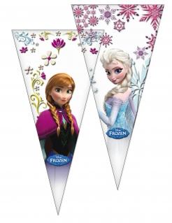 Frozen™-Geschenkbeutel Die Eiskönigin 10 Stück bunt 30x60cm