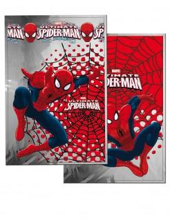 Spiderman™-Geschenktüten Partydeko 10 Stück bunt 20x30cm