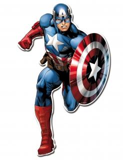 Avengers™-Wanddeko 2 Stück bunt 30cm
