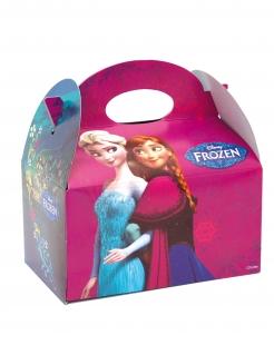 Frozen™-Geschenkboxen Deko 4 Stück bunt 16x10,5x16cm