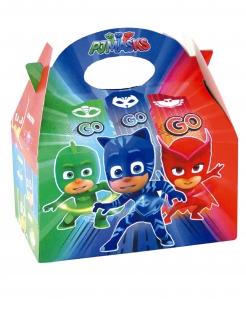 PJ Masks™-Geschenkbox deko 4 Stück bunt 16x10,5x16cm