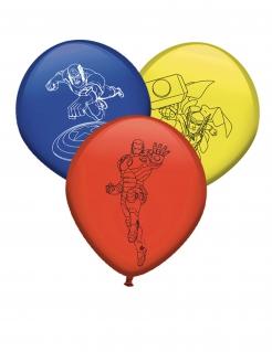Luftballon-Set Avengers™ 8 Stück bunt 30 cm