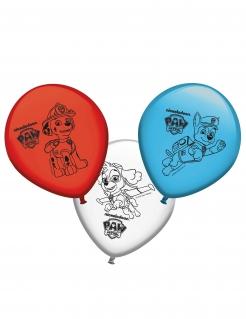 Paw Patrol™-Luftballons 8 Stück bunt 30cm