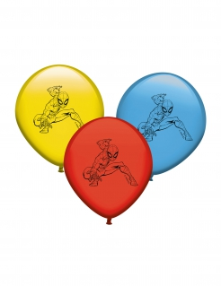 Spiderman™ Luftballon-Set 8 Stück bunt 30 cm