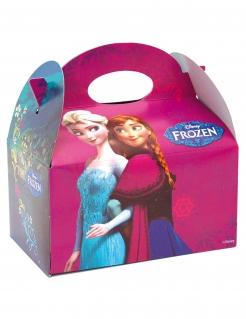 Frozen™ Geschenkschachtel Elsa mit Anna bunt 16x10,5x16cm