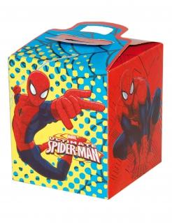 Spider Man™-Geschenkbox bunt 9,5x9,5x11cm