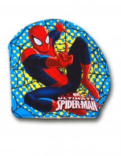 Spiderman™-Tischdeko 24 Stück bunt 10cm