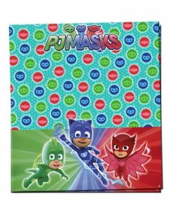 PJ Masks™-Kunststofftischdecke bunt 120x180cm