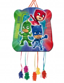PJ Masks™-Piñata Partydeko bunt 28x33cm