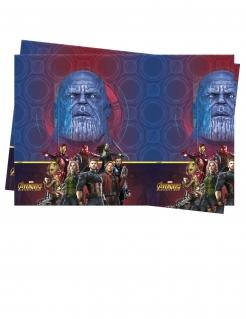 Avengers Infinity War™-Tischdecke Tischdeko bunt 120x180cm
