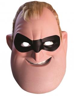 Mr. Incredible™-Maske Bob Parr Die Unglaublichen™-Lizenzartikel hautfarben