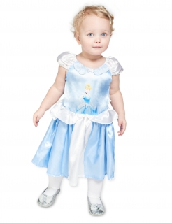 Cinderella™-Kostüm für Kleinkinder Fasching blau