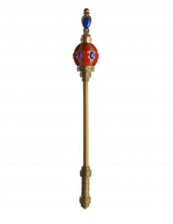 Königs-Zepter Kostümaccessoire 81 cm