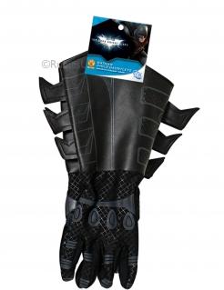 Batman™-Handschuhe für Kinder The Dark Knight™ Accessoire schwarz