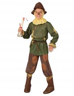 Vogelscheuche-Kostüm für Kinder Der Zauberer von Oz™ Fasching braun-grün