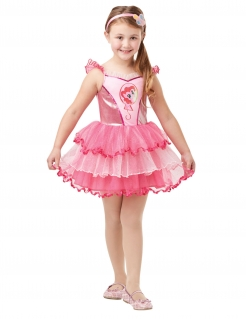 Pinkie Pie™-Kostüm My Little Pony™ für Mädchen Karneval pink