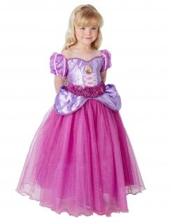 Rapunzel™-Lizenzkostüm für Kinder rosa