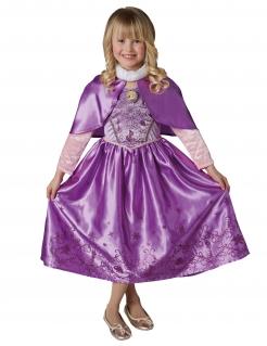 Rapunzel™-Winterkostüm für Mädchen violett-rosa