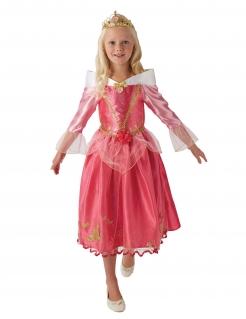 Dornröschen™-Kostüm für Mädchen Disney™-Kinderkostüm pink-rosa