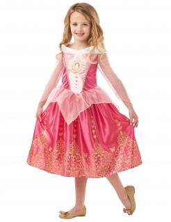Dornröschen™-Kostüm für Kinder Disney™-Kostüm pink-rosa-gold