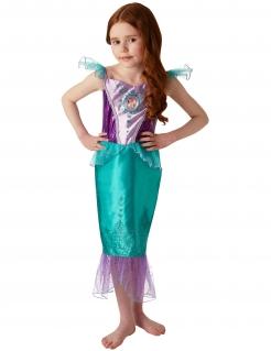 Arielle™-Kostüm für Mädchen Disney™ lila-türkis