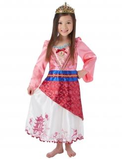 Prinzessin Mulan™-Kinderkostüm bunt