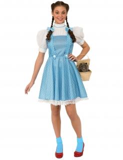 Dorothy™-Kostüm Der Zauber von Oz™ weiss-blau