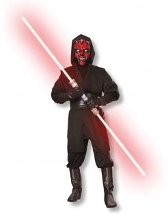 Darth Maul™-Kostüm für Erwachsene Star Wars™ schwarz-rot